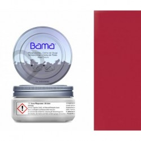KREM DO OBUWIA PASTA BORDOWY BAMA 50 ML 99015/MAROON