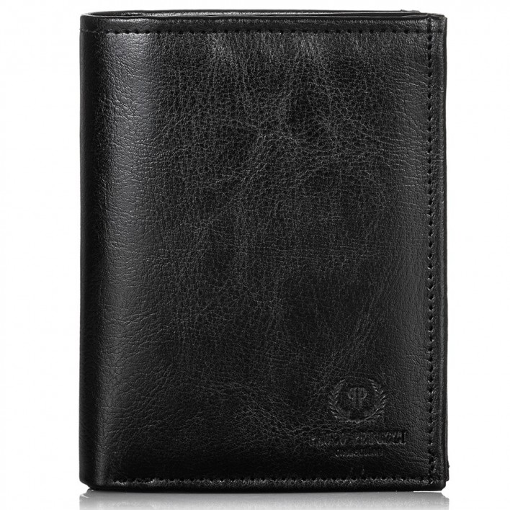 8f26fd0e8e0e8 Elegancki portfel męski ze skóry Paolo Peruzzi