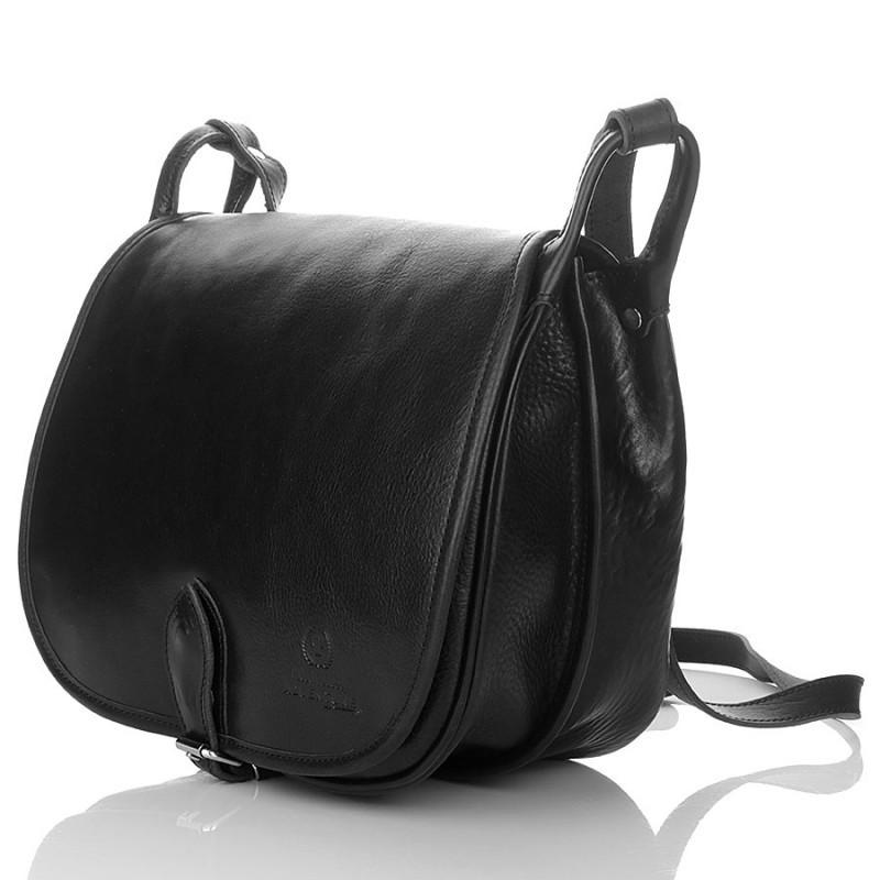 87407ae765aa5 ... Skórzana torebka damska torba na ramię Paolo Peruzzi ...