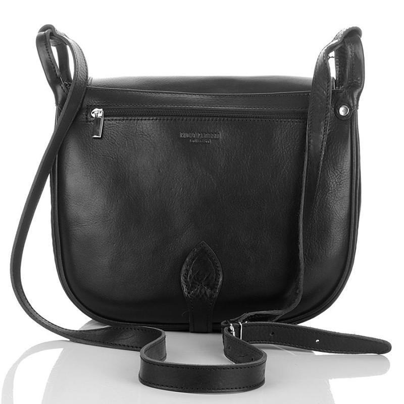 4482055d929b4 ... Skórzana torebka damska torba na ramię Paolo Peruzzi ...